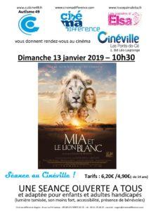 Ciné-ma Différence @ Cinéville Les Ponts de Cé