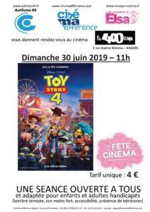 Ciné-ma Différence @ Cinéma Les 400 Coups