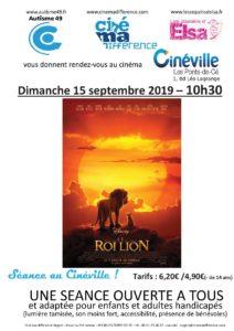 Ciné-ma Différence @ Cinéville