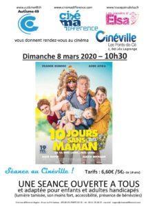 Ciné ma Différence @ Cinéville