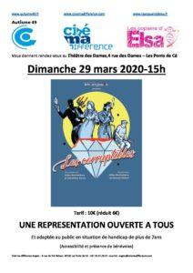 Théâtre @ Théâtre des Dames